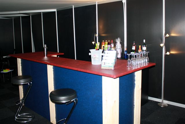 Mobile Bar in Cheshire